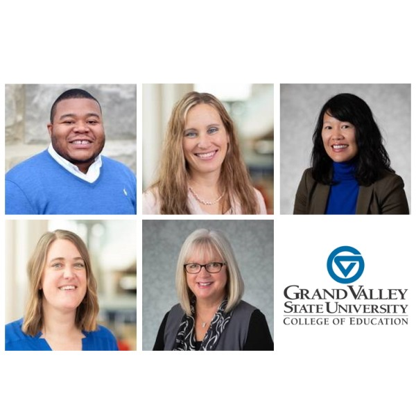Five Education faculty receive awards